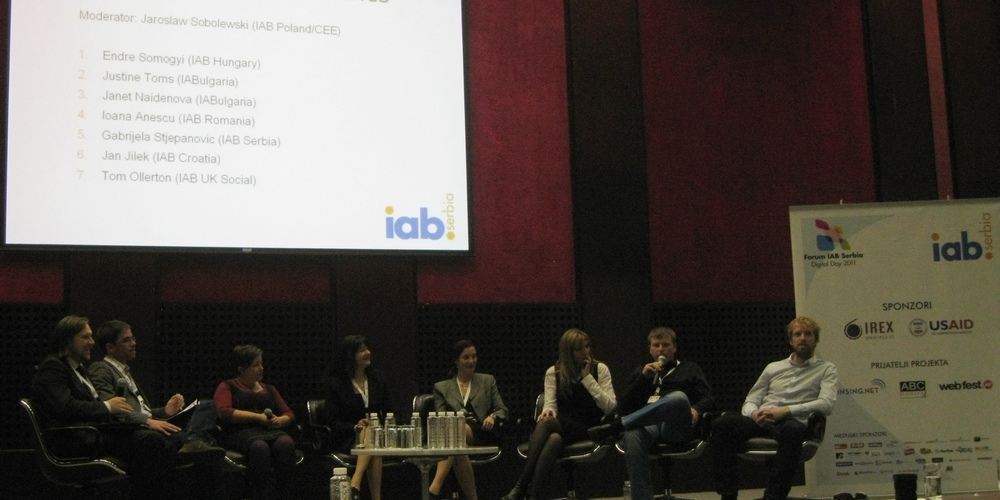 IAB Serbia forum – Digital Day 2011