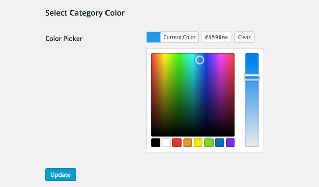 Category-Color-WP-Plugin