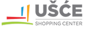 ušće shopping centar logo