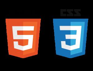 html css logo