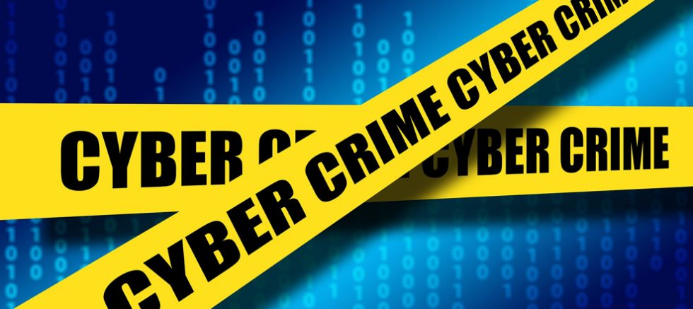 cyber crime yellow