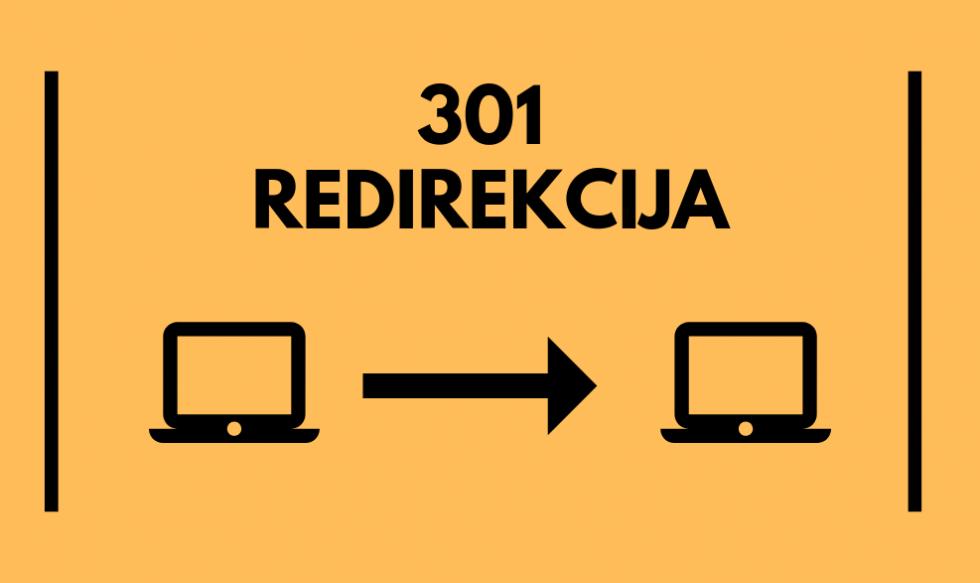 301 REDIREKCIJA