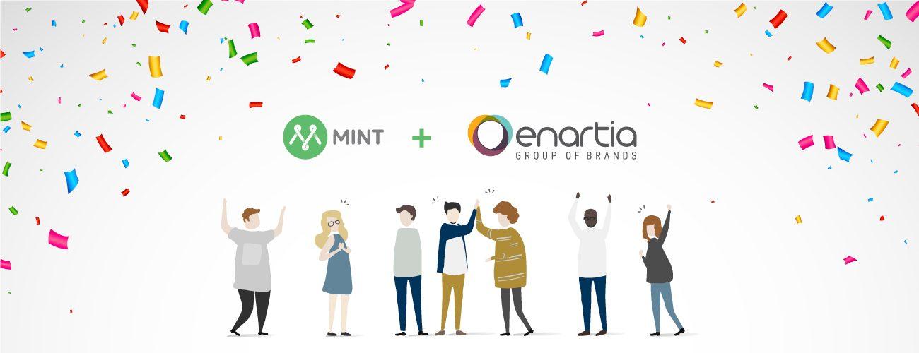 Mint Hosting je postao deo Enartia grupe