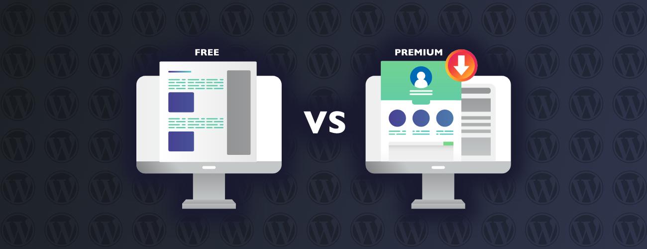 Besplatna vs. Premium WordPress tema – koju odabrati?