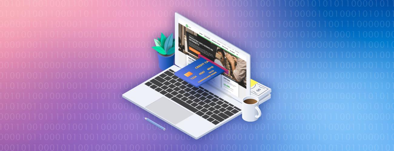 Online plaćanje hosting usluga